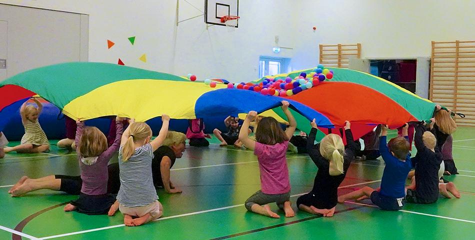 Nødråb fra Thurø Gymnastik