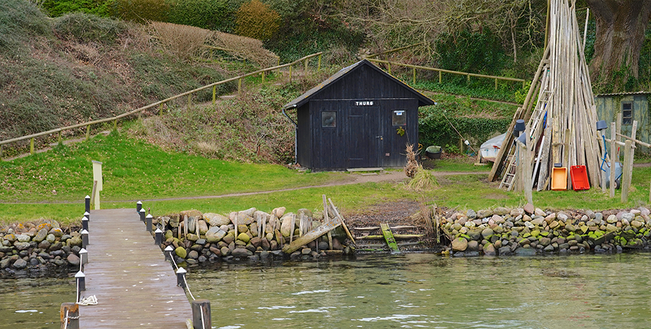 Hartkornskassen på Thurø