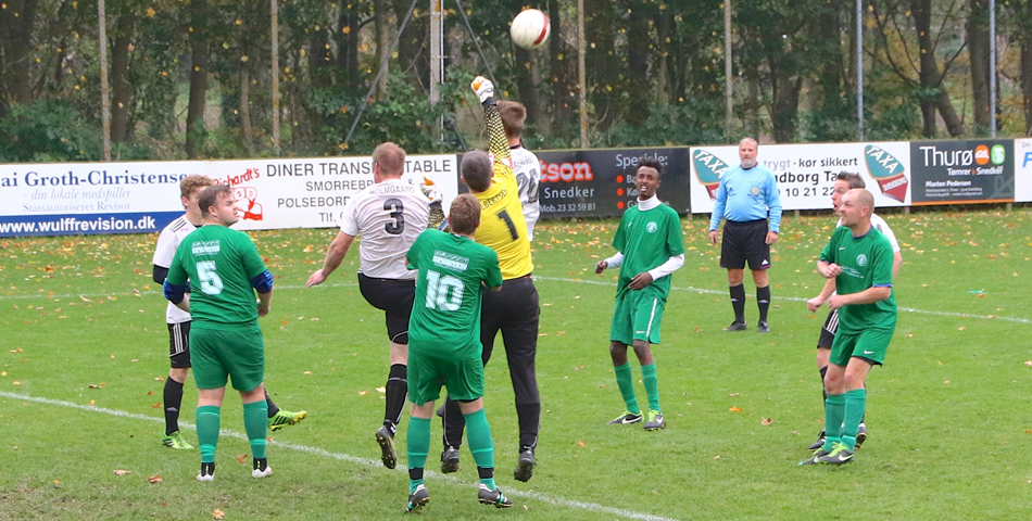 Thurø Boldklub: Ingen har bolden – ind til videre