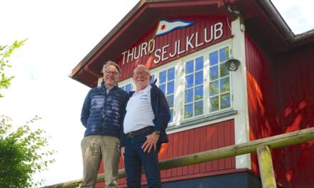 Thurø Sejlklub fylder 80