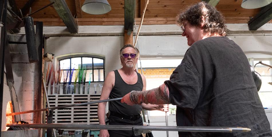 41 år med glas på Vemmenæs