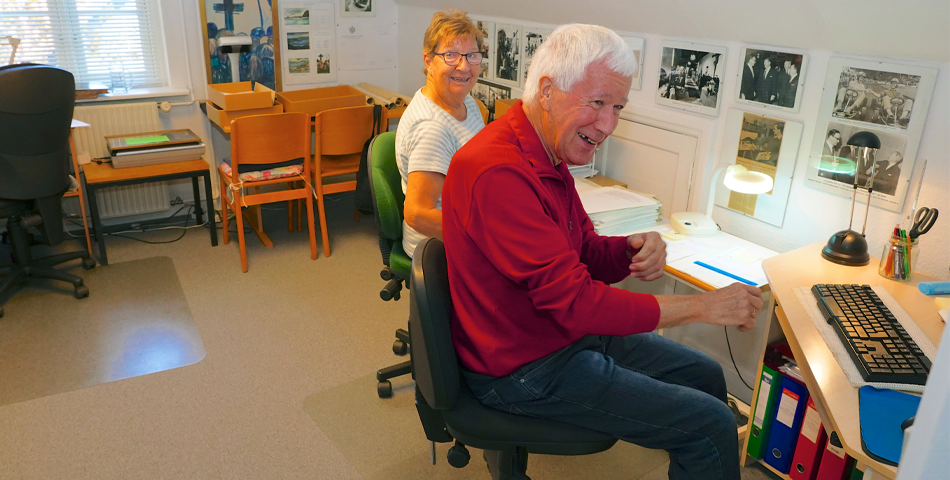 Thurø Lokalhistoriske Forening og Arkiv