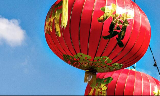 Kinesiske tryllerier